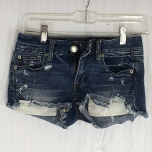 American Eagle Shortie Stretch size 0 (Excellent)